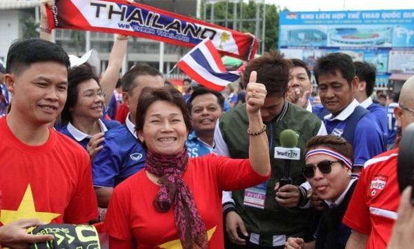 CĐV Thái Lan bi quan, dự đoán U22 Việt Nam cầm HCV SEA Games