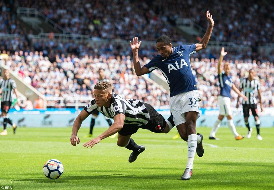 Kết quả Newcastle vs Tottenham: Bước ngoặt thẻ đỏ