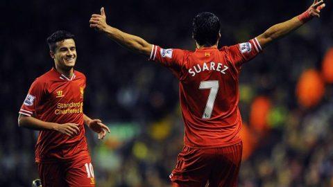 Coutinho được khuyên nên đi theo con đường của Suarez