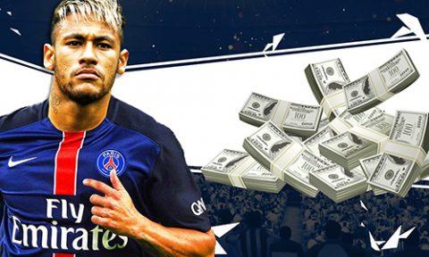 Ký hợp đồng siêu khủng, Neymar vẫn chỉ hưởng lương cao thứ 2 thế giới: Ai là số 1?