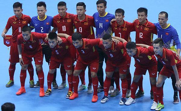 Thắng đậm Myanmar, Futsal Việt Nam thắp lại hy vọng giành huy chương