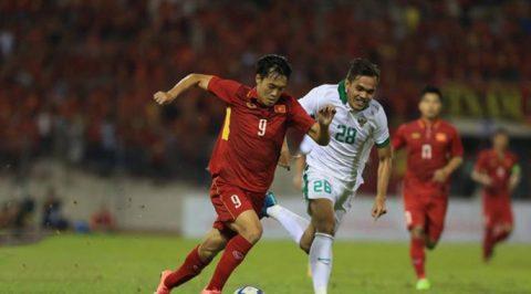 """Hòa Indonesia, U22 Việt Nam có nguy cơ """"xách vali về nước"""" ngay sau vòng bảng"""