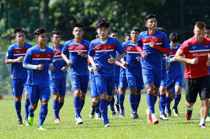 U22 Việt Nam CHÍNH THỨC chốt danh sách 20 cầu thủ dự SEA Games 29: Loại 4 cầu thủ