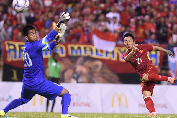 VIDEO: U22 Việt Nam 0-0 U22 Indonesia (Bảng B SEA Games)