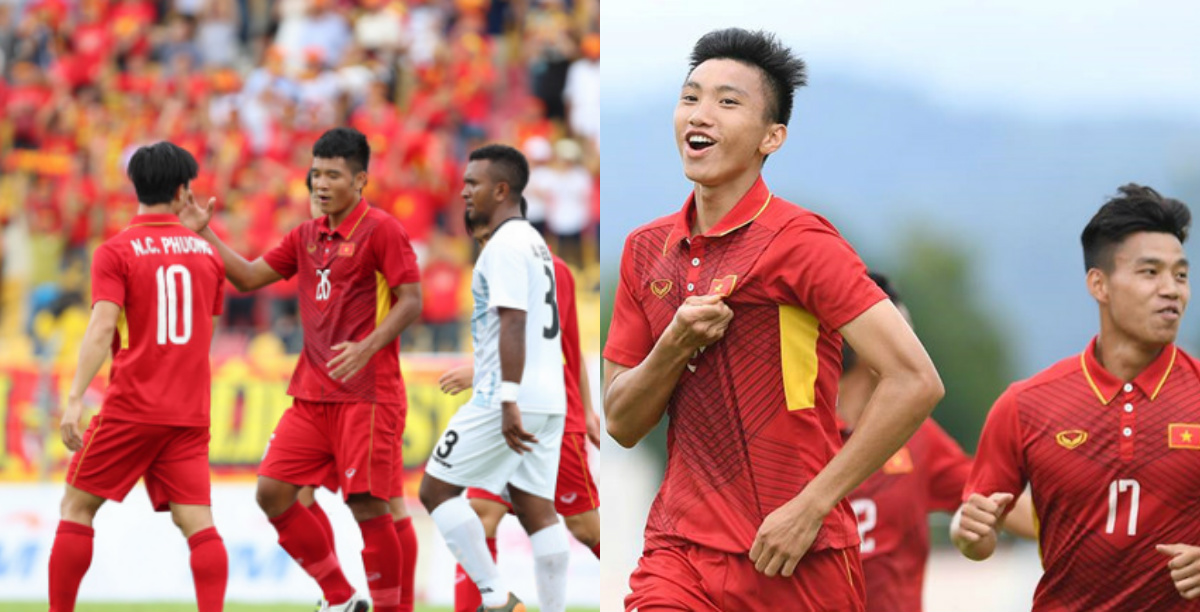 """5 điểm nhấn sau trận thắng đậm của U22 VN trước Timor Leste: Sao trẻ U20 """"át vía"""" Công Phượng"""