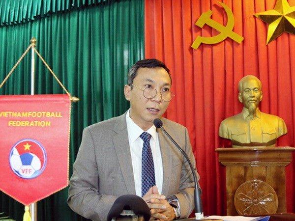 Phó Chủ tịch VFF được bầu vào Ban chấp hành Liên đoàn bóng đá Châu Á