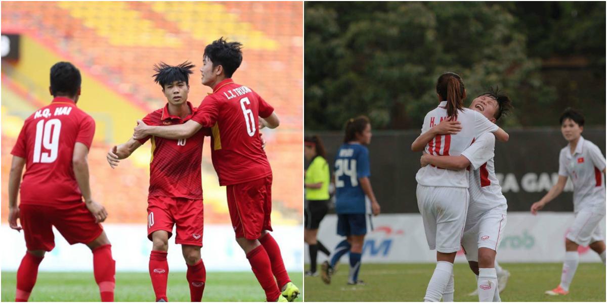 Bản tin SEA Games 17/08: Bóng đá Việt Nam chiến thắng trên mọi đấu trường
