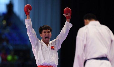 Việt Nam giành liên tiếp 3 HCV trong ít phút ở SEA Games 29