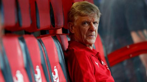 "HLV Wenger thừa nhận muốn có ""Ibrahimovic mới"" ở Arsenal"