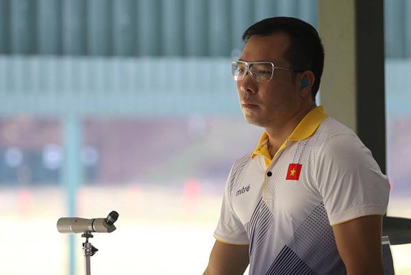 Cú sốc mang tên Hoàng Xuân Vinh tại SEA Games 29