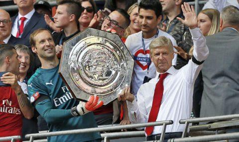 Đoạt Siêu cup Anh, Wenger kêu gọi CĐV Arsenal đồng lòng
