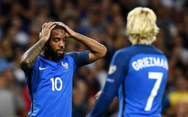 """Hàng công tệ hại, Pháp để """"tí hon"""" Luxembourg làm nên cơn địa chấn"""