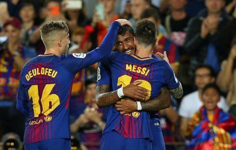 5 điểm nhấn sau trận Barcelona 6-1 Eibar: Messi xuất sắc ở vị trí số 9 ảo, điểm đen Pique