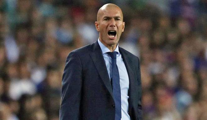 HLV Zidane hướng tới phong cách của đại kình địch