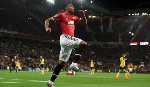 Chấm điểm Man United 4-1 Burton Albion: Martial quá hoàn hảo!