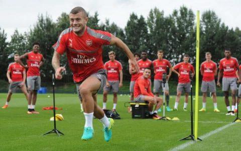 Arsenal tổn thất nặng về lực lượng trước trận gặp BATE