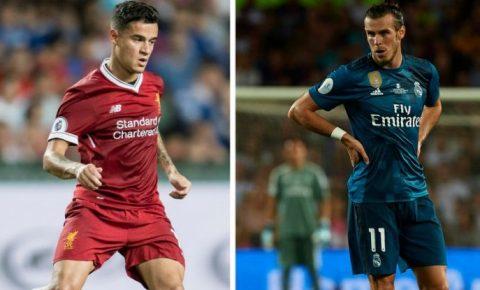 Điểm tin chiều 10/9: Perez lên kế hoạch bán Bale, HLV Klopp ấn định ngày tái xuất của Coutinho