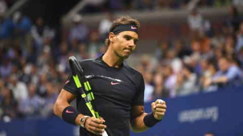 Nadal đẳng cấp vượt qua đối thủ 3 set chóng vánh tại US Open
