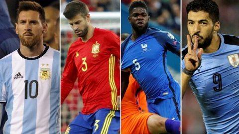 """Sau loạt trận quốc tế, Barcelona tổn thất nặng nề vì """"virus FIFA"""""""