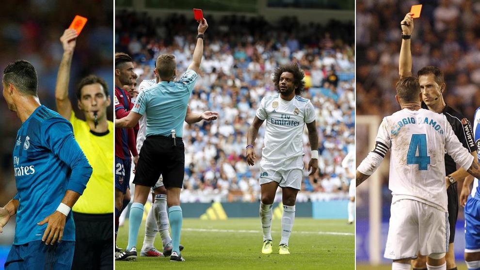 Real Madrid lâm cảnh khốn cùng vì hết thẻ phạt lại đến chấn thương chỉ trong vòng 1 tháng