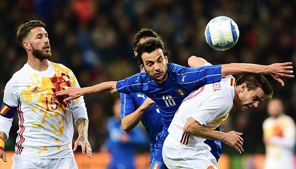 3 điểm nóng sẽ quyết định trận 'đại chiến' Tây Ban Nha gặp Italia