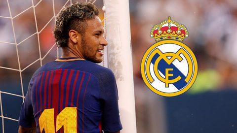 CỰC SỐC: Vừa mới đến PSG, Neymar lại đạt được thỏa thuận gia nhập Real