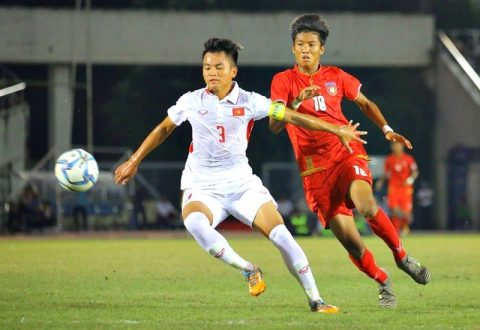 Lịch thi đấu của U19 Việt Nam tại vòng loại U19 châu Á 2018