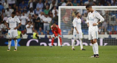 Ronaldo phung phí cơ hội, Real nhận thất bại cay đắng trước Betis