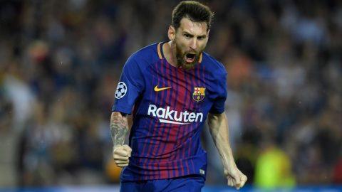 Messi thăng hoa với cú đúp, Barca có màn trả thù ngọt ngào tại Nou Camp