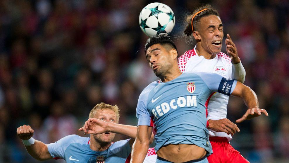 Bảng G Champions League: RB Lepzig và Monaco bất phân thắng bại, Porto thua sốc