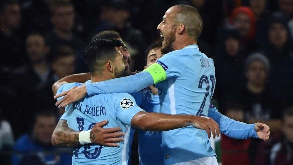Bảng F Champions League: Man City đại thắng trên sân Feyenoord