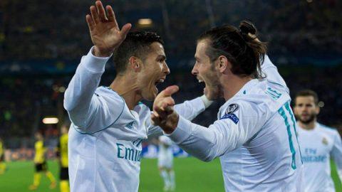 Ronaldo lập cú đúp, Real hạ đẹp Dortmund ngay tại Signal Iduna Park