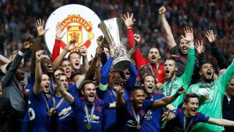 Man United đạt doanh thu kỉ lục mùa 2016-2017