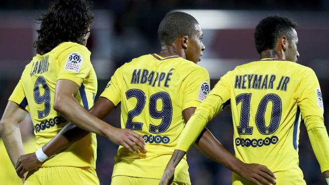 Trước vòng 6 Ligue 1: Thách thức chờ PSG, cơ hội của Monaco