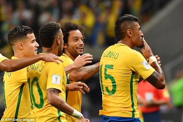 Bom tấn Barca tỏa sáng giúp Brazil nối dài mạch thắng
