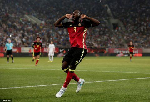 Lukaku tỏa sáng đúng lúc, Bỉ chính thức giành vé tới Nga dự World Cup
