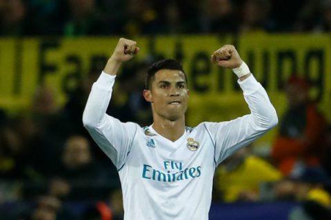 5 điểm nhấn Dortmund 1-3 Real: Tuyệt vời, Ronaldo!