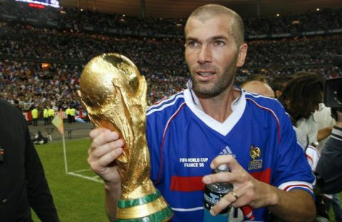10 cầu thủ tranh Ballon d'Or 1998: Ronaldo, Suker 'ngả mũ' trước Zidane