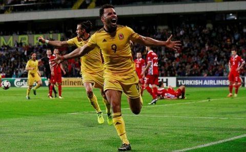 Kết quả Moldova vs Wales: Ramsey tỏa sáng, Bale đóng kép phụ