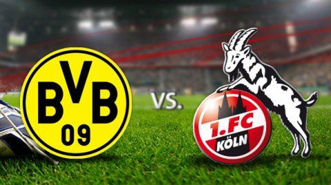 Nhận định Dortmund vs Koln, 23h00 ngày 17/9: Tìm lại bầu trời