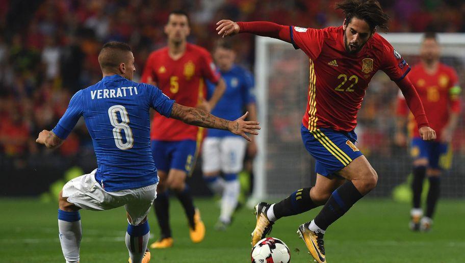 """Thua tâm phục khẩu phục, Verratti thừa nhận """"Messi cũng chưa đạt tới đẳng cấp của Isco"""""""
