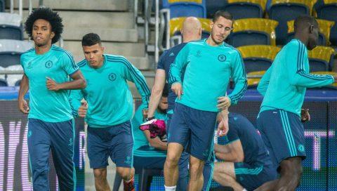 Chelsea chào đón sự trở lại của siêu sao ở đại chiến với Leicester