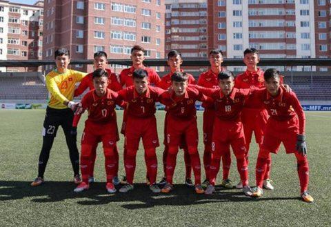 Trình độ chênh lệch, U16 Việt Nam nhận thất bại trước người Úc