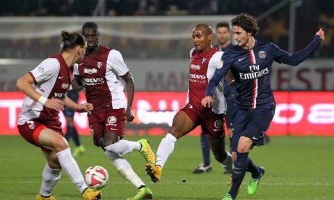 Metz vs PSG, 01h45 ngày 09/9: Chiến thắng chào đón siêu bom tấn