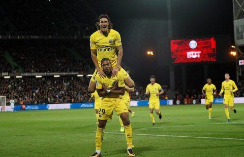 """Mbappe """"khai nòng"""" ngay ngày ra mắt, PSG hủy diệt Metz ngay trên sân khách"""