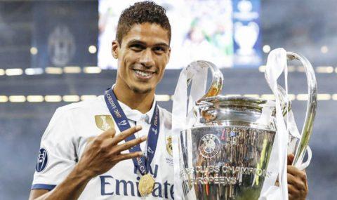"""Real Madrid gia hạn hợp đồng với """"đá tảng"""" người Pháp"""