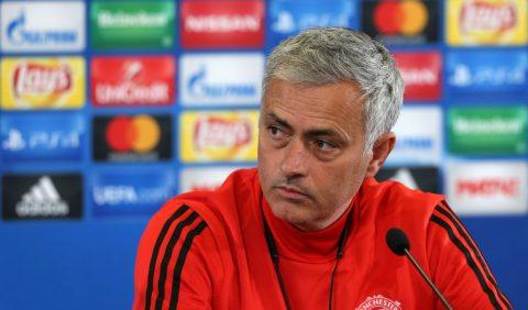 Jose Mourinho bất ngờ với sự mạnh mẽ của Man United