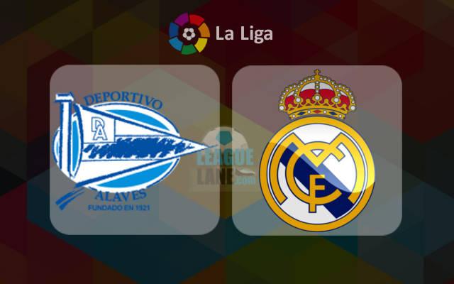 Nhận định Alaves vs Real Madrid, 21h15 ngày 23/9: Nhà vua xả giận