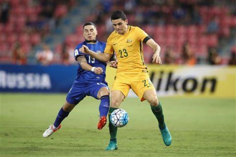 Australia vs Thái Lan, 17h00 ngày 05/9: Lặp lại kỳ tích
