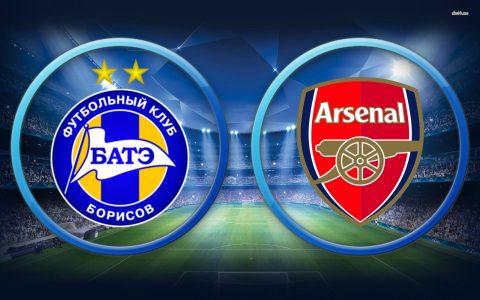 Nhận định BATE vs Arsenal, 0h00 ngày 29/09: Khó khăn nơi đất khách
